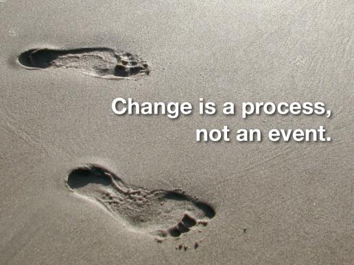 change-is-a-process