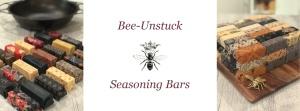 Bee-Unstuck Seasoning Bars